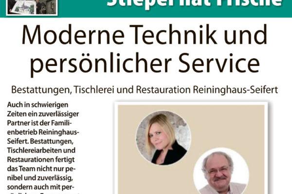 Stadt Spiegel Bochum: Moderne Technik und persönlicher Service