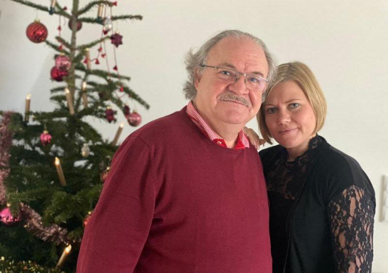 Sigfried und Nicole Seifert