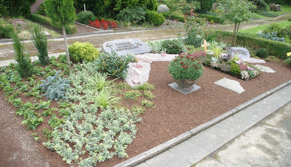 Bestattungen Bochum Familiengrab