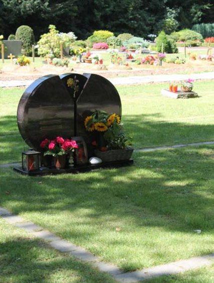 Bestattungen Bochum Pflegefreies Familiengrab