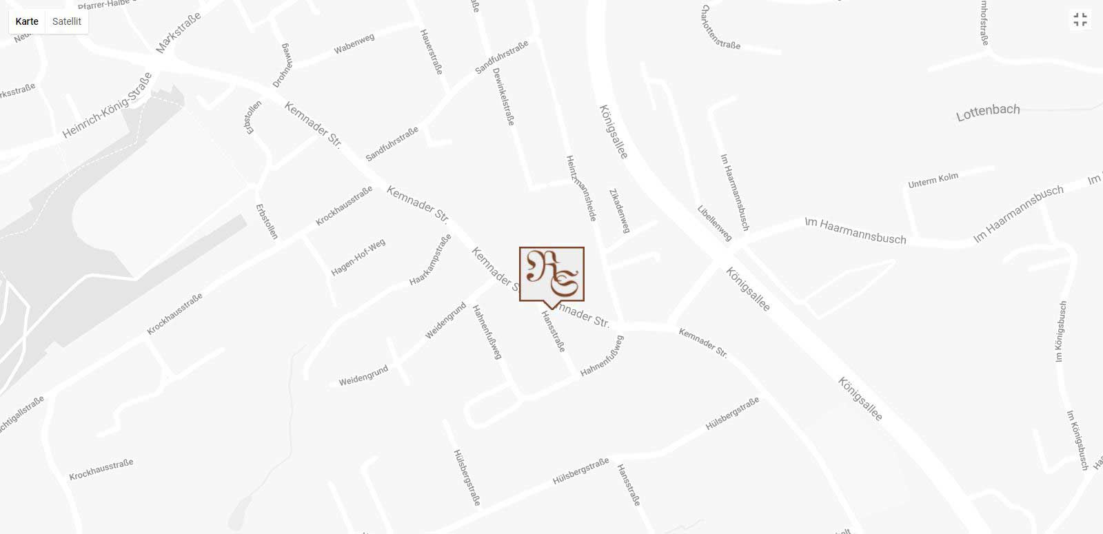 reininghaus Seifert Maps
