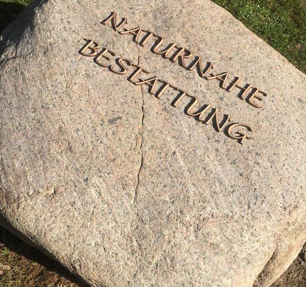 Naturnahe Bestattung in Bochum