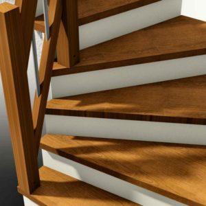 Treppe nach Maß