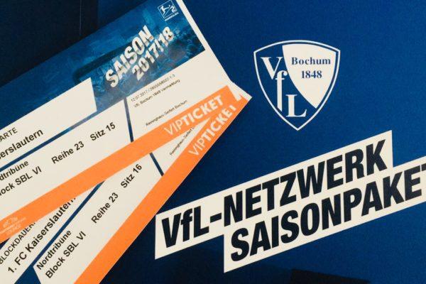 Gewinne 2 x VIP-Tickets für VfL Bochum 1848 : 1. FC Kaiserslautern